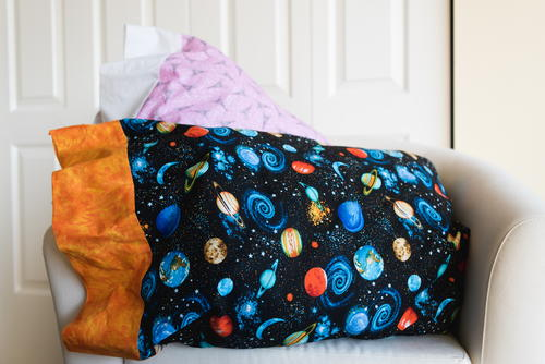 Easy DIY Pillowcase Tutorial