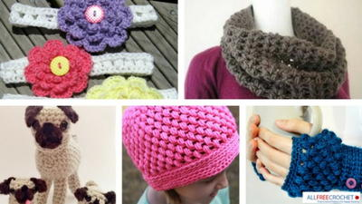 28 Perfect Puff Stitch Crochet Patterns