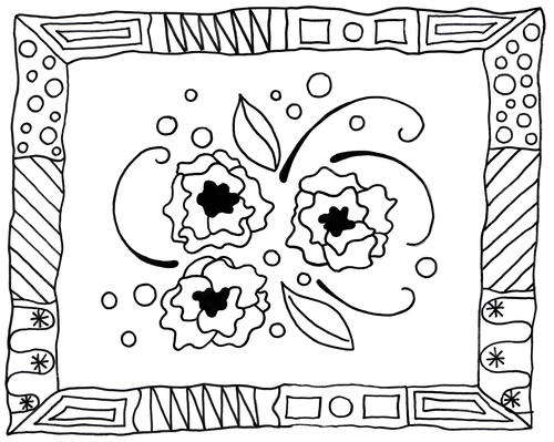 Modern Art Adult Coloring Page Favecraftsrhfavecrafts: Coloring Pages For Adults Modern Art At Baymontmadison.com