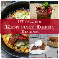 15 Classic Kentucky Derby Recipes