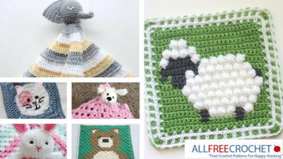 27 Crochet Animal Blanket Patterns