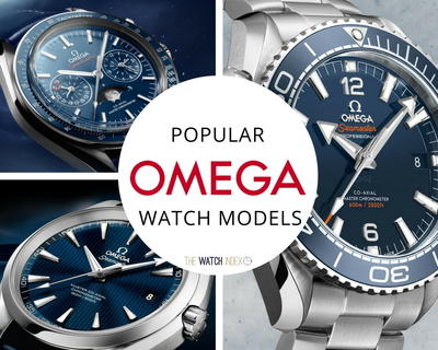 8 of the Best Omega Watches