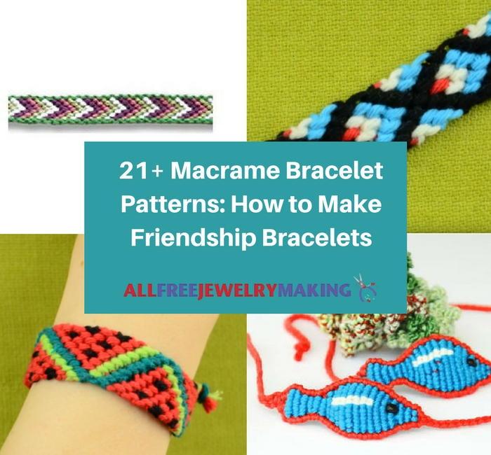 Watermelon Friendship Bracelet Allfreejewelrymaking
