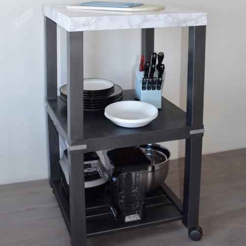 Kitchen Island IKEA Hack
