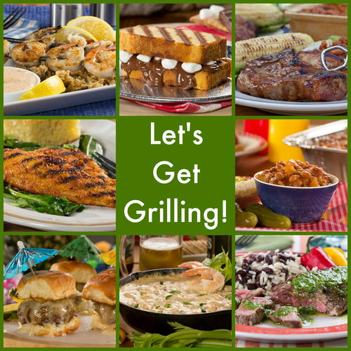Lets get grilling 30 easy grill recipes free ecookbook mrfood 30 easy grill recipes free ecookbook mrfood forumfinder Images