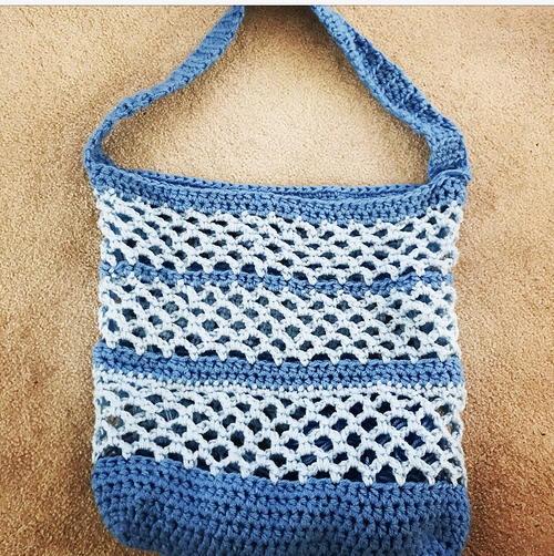 Summer Market Tote Bag