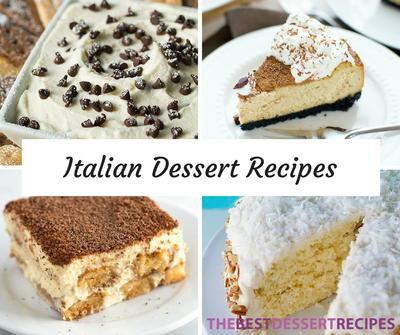 29 incredible italian dessert recipes thebestdessertrecipes incredible italian dessert recipes forumfinder Choice Image