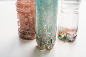 DIY Stress Relief Bottle