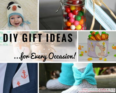DIY Gift Ideas for Every Occasion
