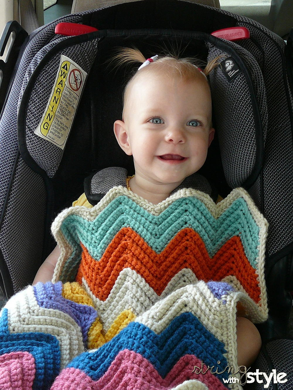 Mom S Favorite Baby Blanket Allfreecrochet Com