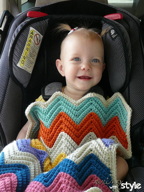 Mom's Favorite Baby Blanket