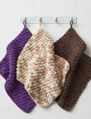 Super Speedy Textured Dishcloth