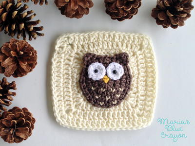 How to Crochet Owls: 58 Crochet Owl Patterns | AllFreeCrochet.com