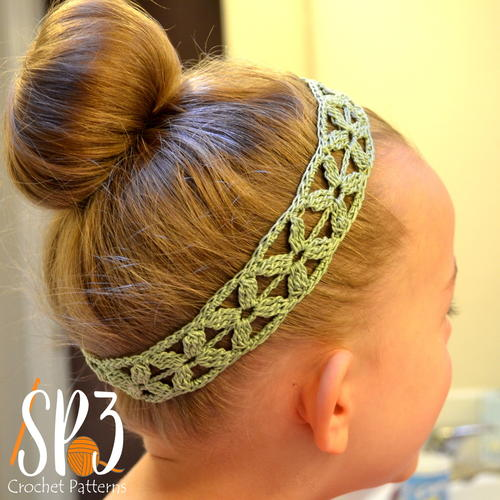 Simple Flower Headband