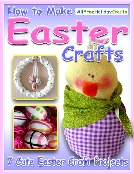 How to Make Easter Crafts eBook