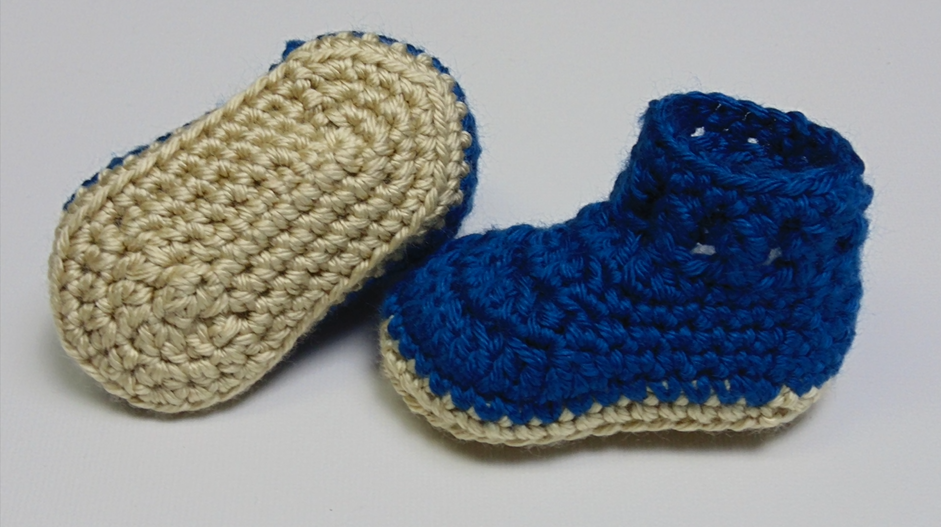 How To Crochet Baby Booties With 51 Patterns Allfreecrochet