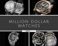 14 Million Dollar Watches: The Most Complicated Watches Available