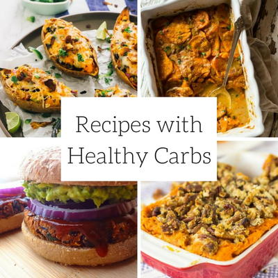 Recipes with Healthy Carbs