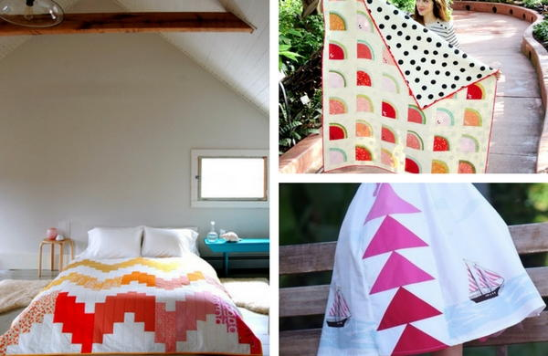 28 Modern Quilt Patterns And Modern Quilting Ideas Favequilts Com