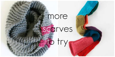 More Scarves to Try