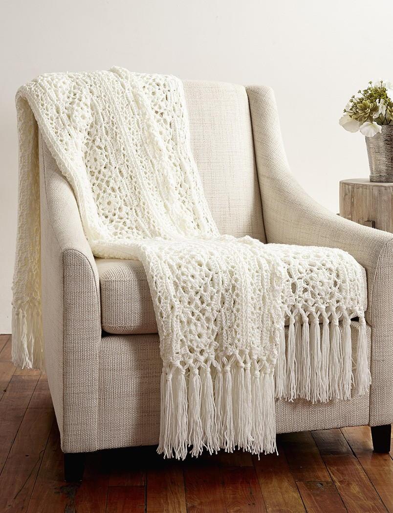 Irish Lace Crochet Pattern