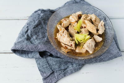 Slow Cooker Paradise Chicken