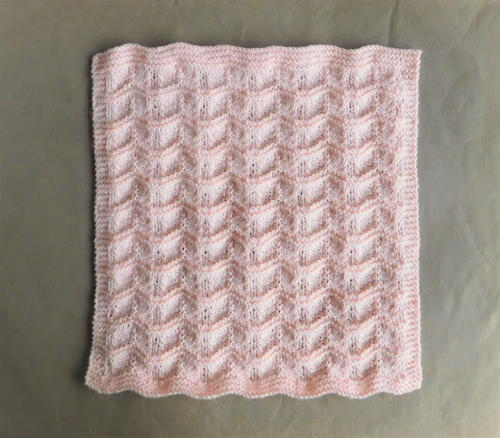 Gentle Breeze Baby Blanket