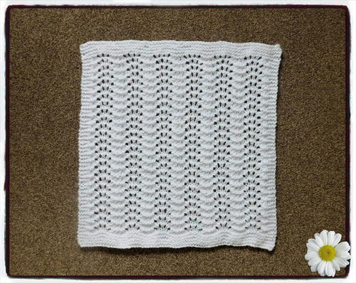 Meadow Sweet Baby Blanket