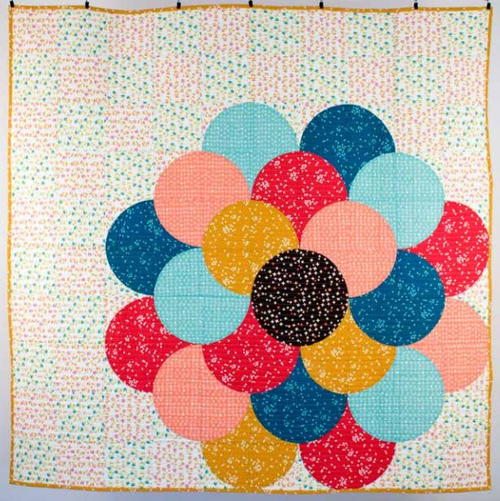 French Floret Quilt Pattern