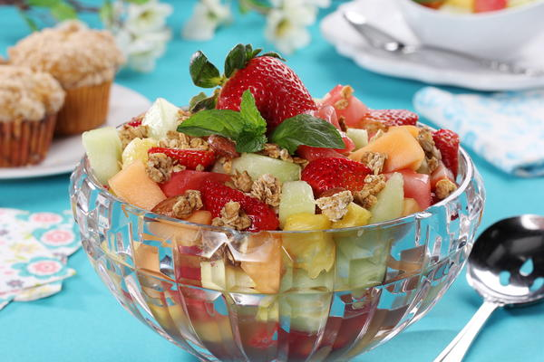Country Fruit Stand Salad