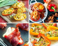 How to Make Stuffed Peppers: 24 Easy Stuffed Bell Peppers