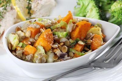 Lentil and Vegetable Medley