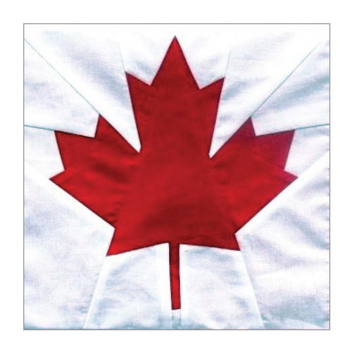 Canada Maple Leaf Block Pattern Favequilts