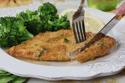 Easy Chicken Francaise