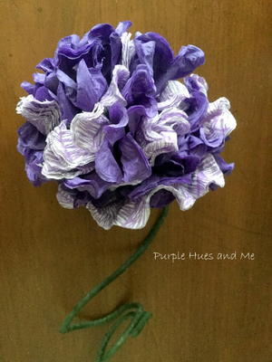 Twisted Paper Napkin Flowers Favecrafts