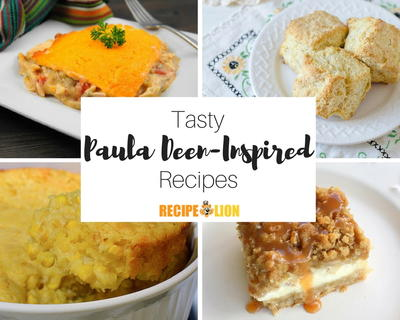 15 Paula Deen-Inspired Recipes