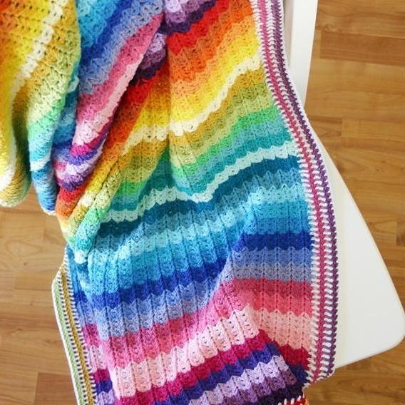 Crochet Blanket Patterns How To Make 14 Lightweight Summer Afghans