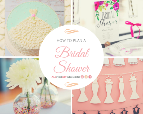 How to Plan a Bridal Shower Helpful Bridal Shower Planning Checklist