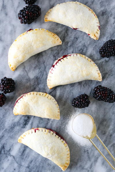 Sweet Summer Blackberry Hand Pies
