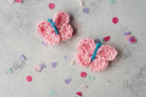 Quick Crochet Butterfly Pattern | AllFreeCrochet.com
