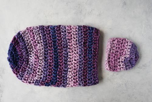 Adorable Crochet Baby Cocoon Allfreecrochet