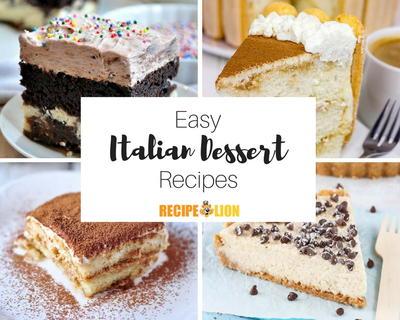 24 easy italian desserts recipelion best easy italian desserts forumfinder Image collections