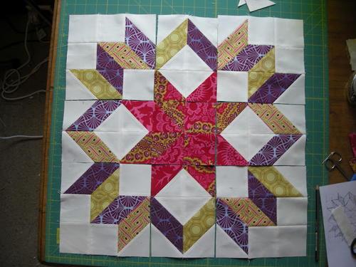 Dutch Rose Block Tutorial FaveQuilts Unique Rose Quilt Pattern