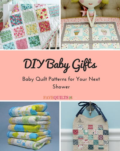 DIY Baby Gifts: 15 Baby Quilt Patterns for Your Next Shower ... : baby quilt diy - Adamdwight.com