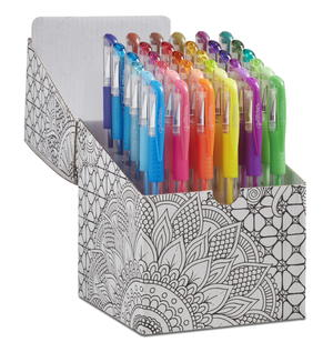 36-Count GelWriter Premium Gel Pens Set Giveaway