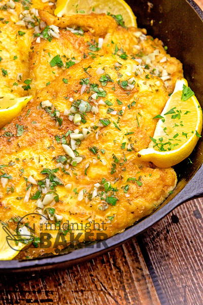 Homemade Chicken Francaise Recipe