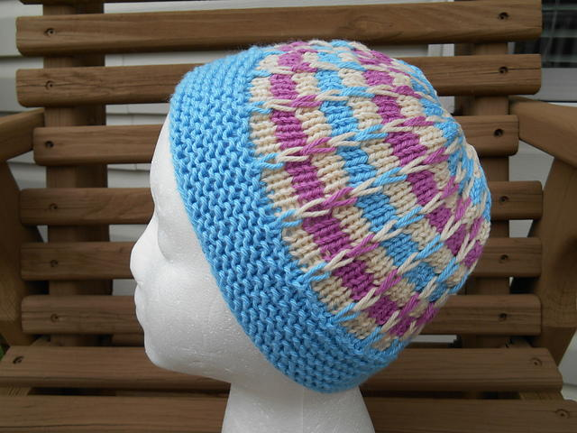 Step by Step Hat | AllFreeKnitting.com