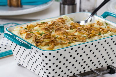 Mashed Potato Casserole