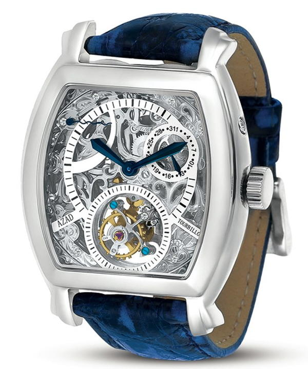 Azad Power Tourbillon