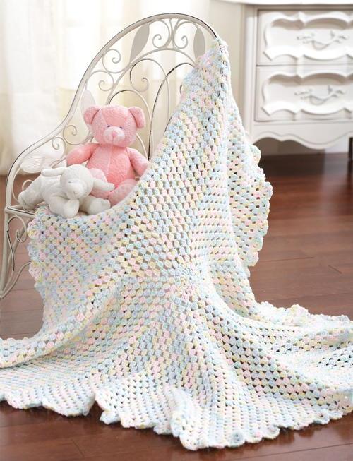Marshmallow baby blanket allfreecrochetafghanpatterns marshmallow baby blanket fandeluxe Gallery